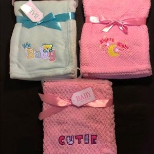 Other - Baby blanket bundle